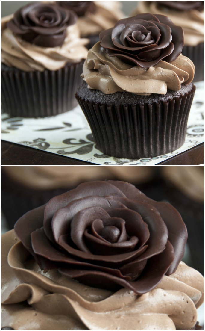 How To Make Chocolate Roses Youtube Video The Whoot