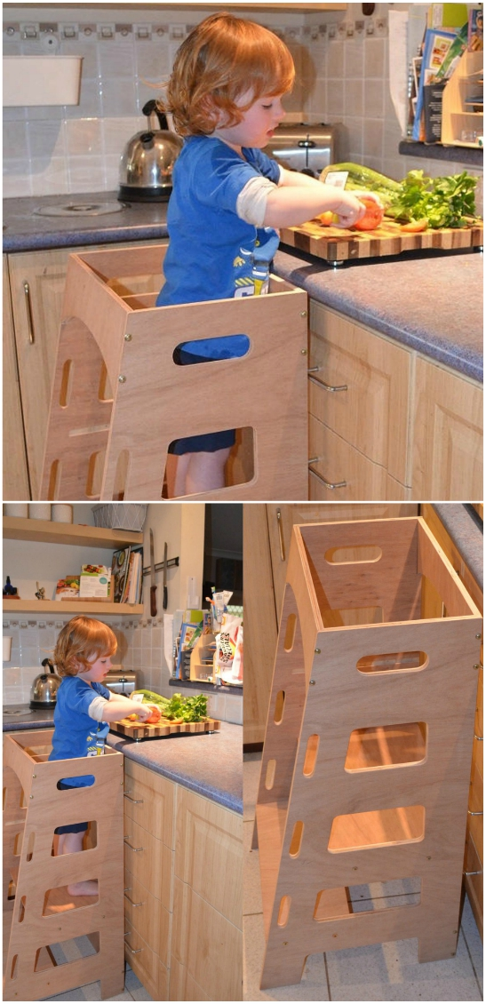 The Kids Will Love This Awesome Kitchen Helper Tower The Whoot