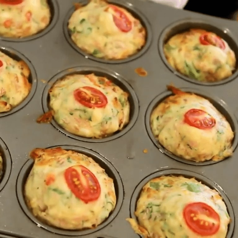 savory muffins recipe easy
