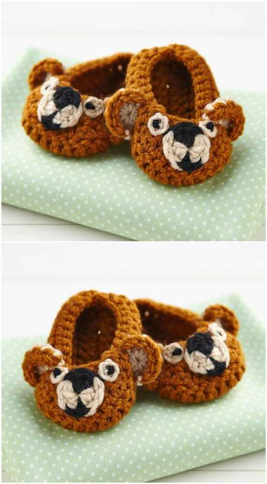 Bear Hat Crochet Pattern | Teddy Bear Hat | 998x550