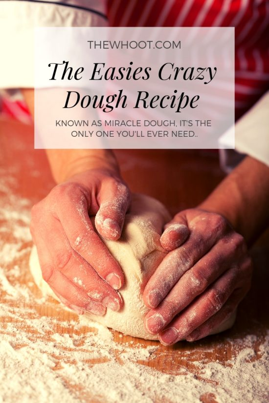 crazy dough recipe