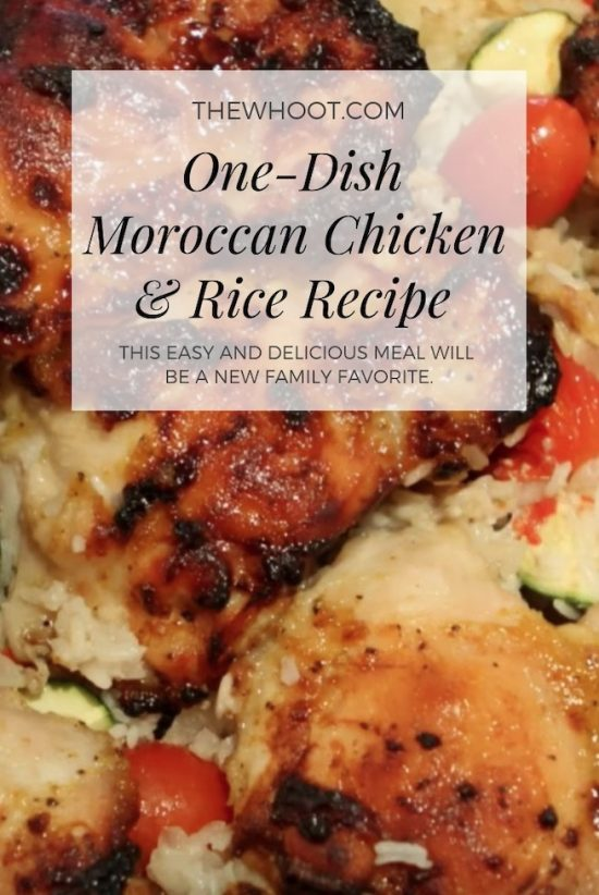 one-dish-morrocan-chicken-rice-bake