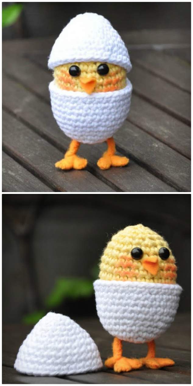 ed1fe027ebd Free Easter Crochet Patterns The Best Collection
