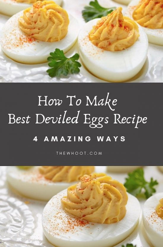 deviled eggs best recipe