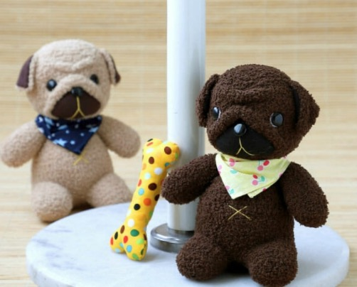 The Sweetest Collection Of Diy Sock Animals To Make | The Whoot - Diy Crafts