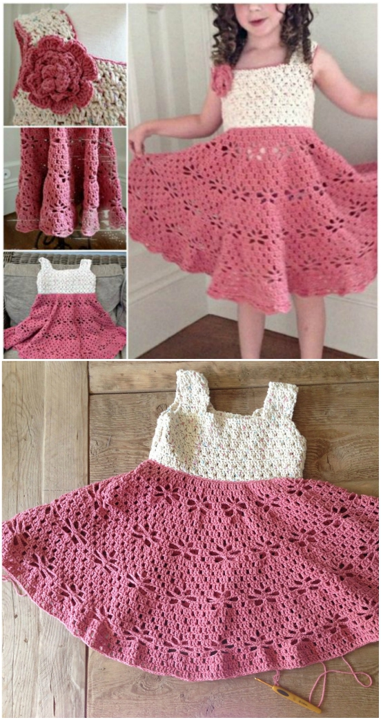 crochet-girl-dress-pattern