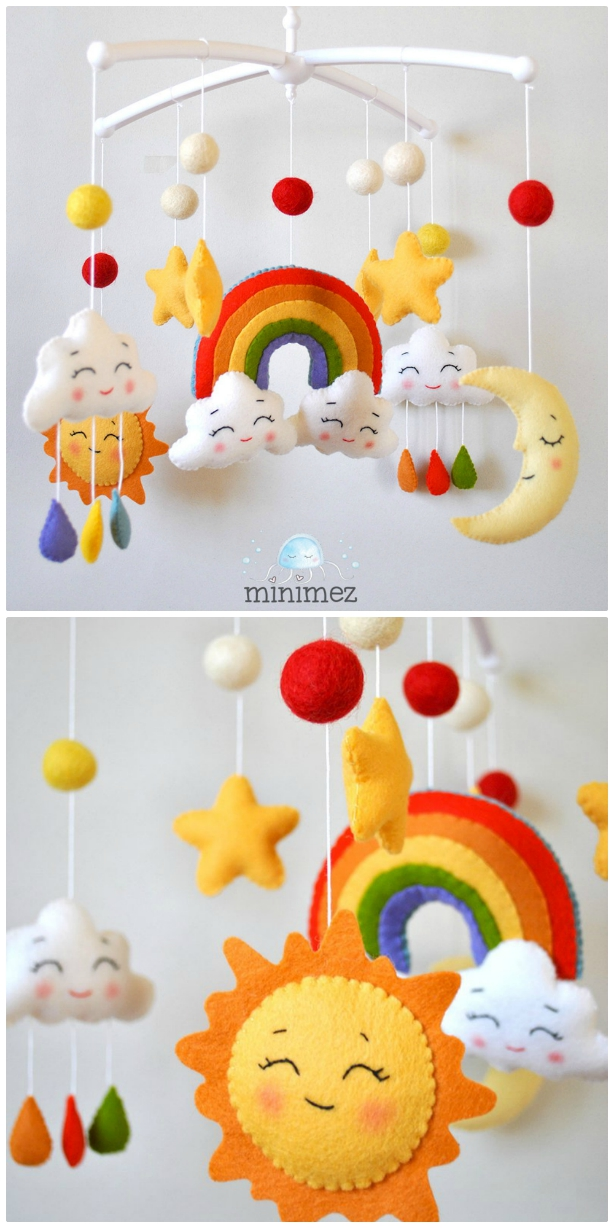 baby mobile ideas