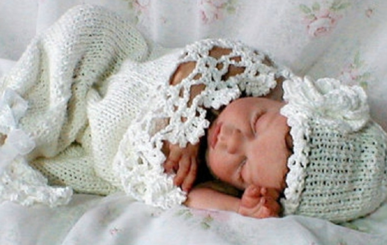 Crochet Baby Cocoon With Hat The Best Collection