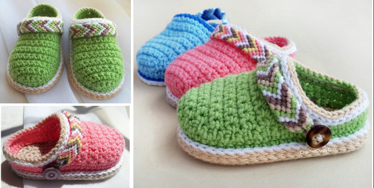 Crochet Clogs Pattern Ideas You Ll Love The Whoot