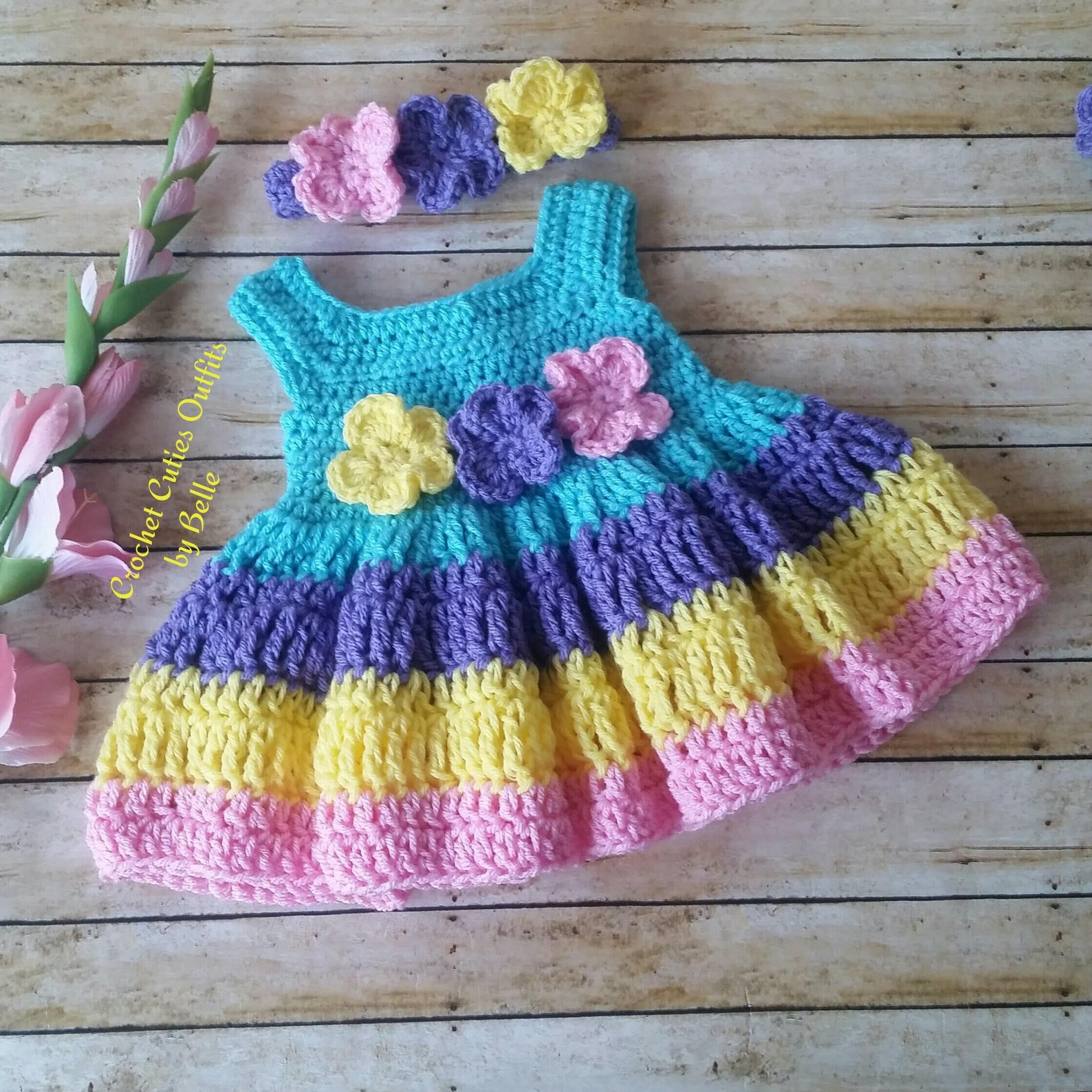 Crochet Baby Dress Ideas That You Will Love The Whoot