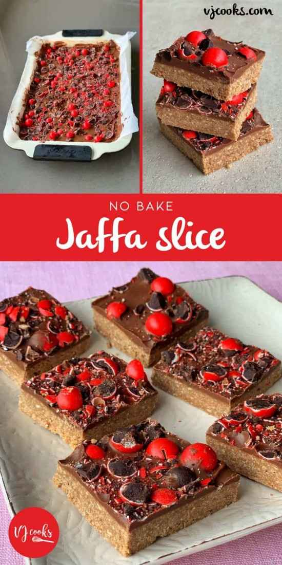 jaffa slice recipe