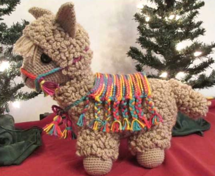 Llama Crochet Patterns – Amigurumi Tips - A More Crafty Life | 690x844