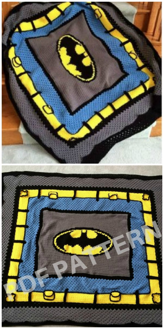 43 Free Batman Amigurumi Pattern Collection Pictures - Page 30 of 43 - Best  Amigurumi | 1148x574