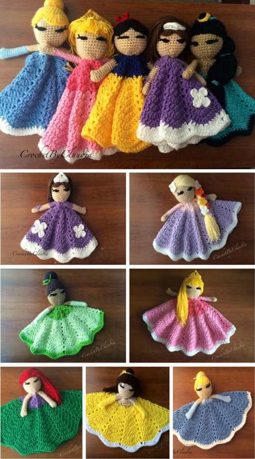 Jasmine Crochet Pattern Disney Princess | Etsy | 900x500
