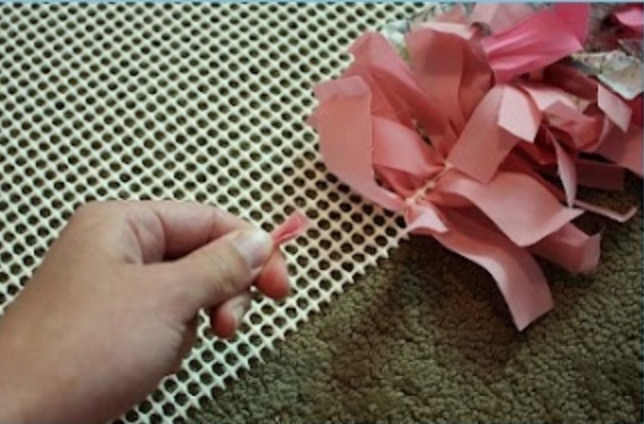Easy Rag Rug Diy Watch The Quick Video