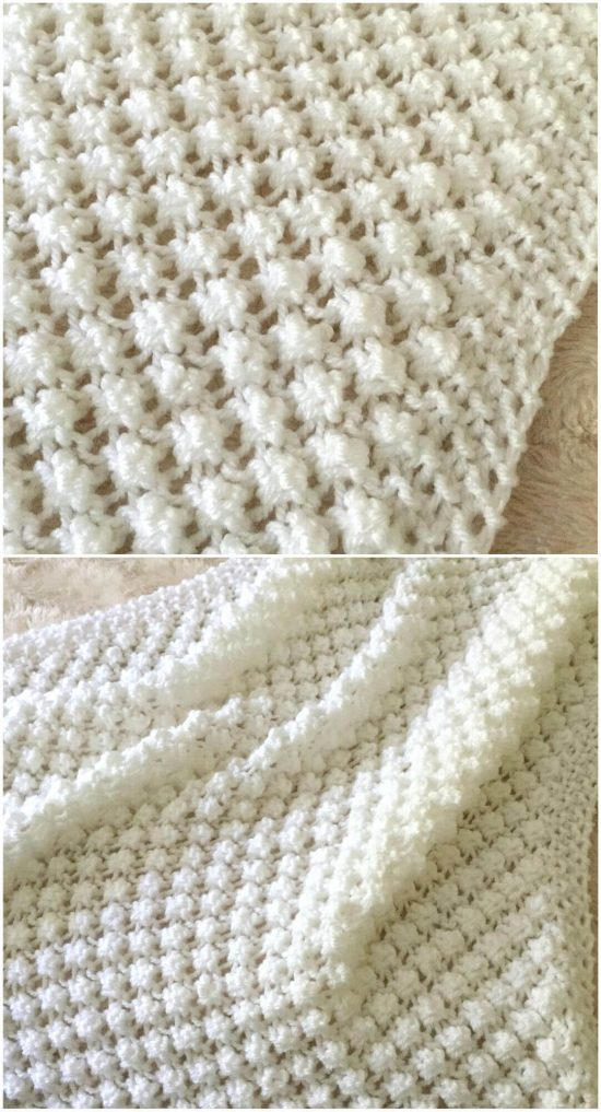 Baby Blanket Knitting Patterns Easy To Advanced Pdf