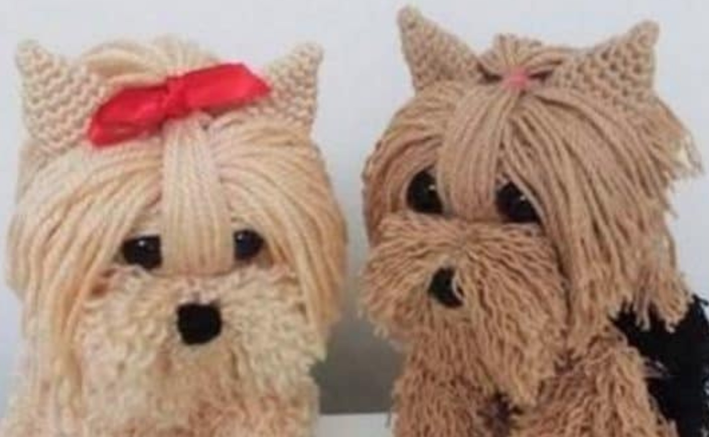 Amigurumi Dog Crochet Pattern ! Sweet Dog! - Free Amigurumi ... | 868x1408