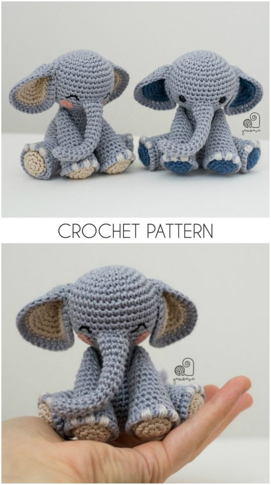Ami Which Brings You Happiness, Free Crochet Patterns | 985x550