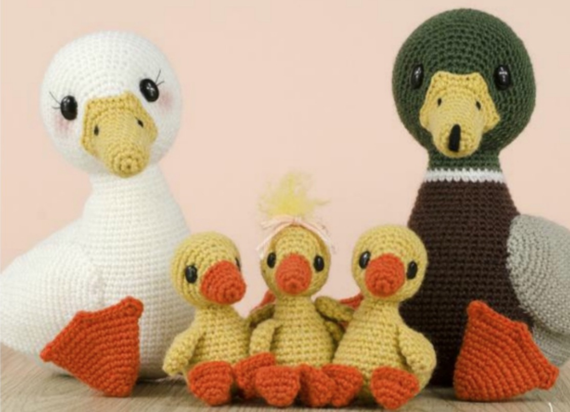 Baby Goose, Bird and Duck Crochet Patterns | Crochet baby patterns ... | 806x1114
