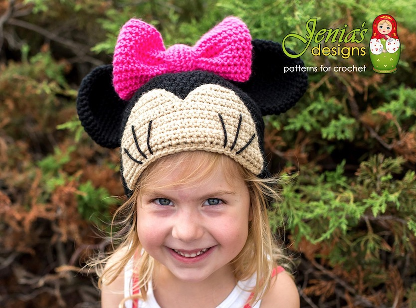 Crochet Character Hats Patterns For Kids | The WHOot