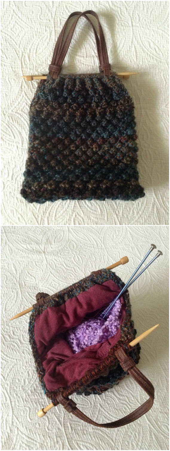Knitting Needle Bag Patterns Free The Whoot