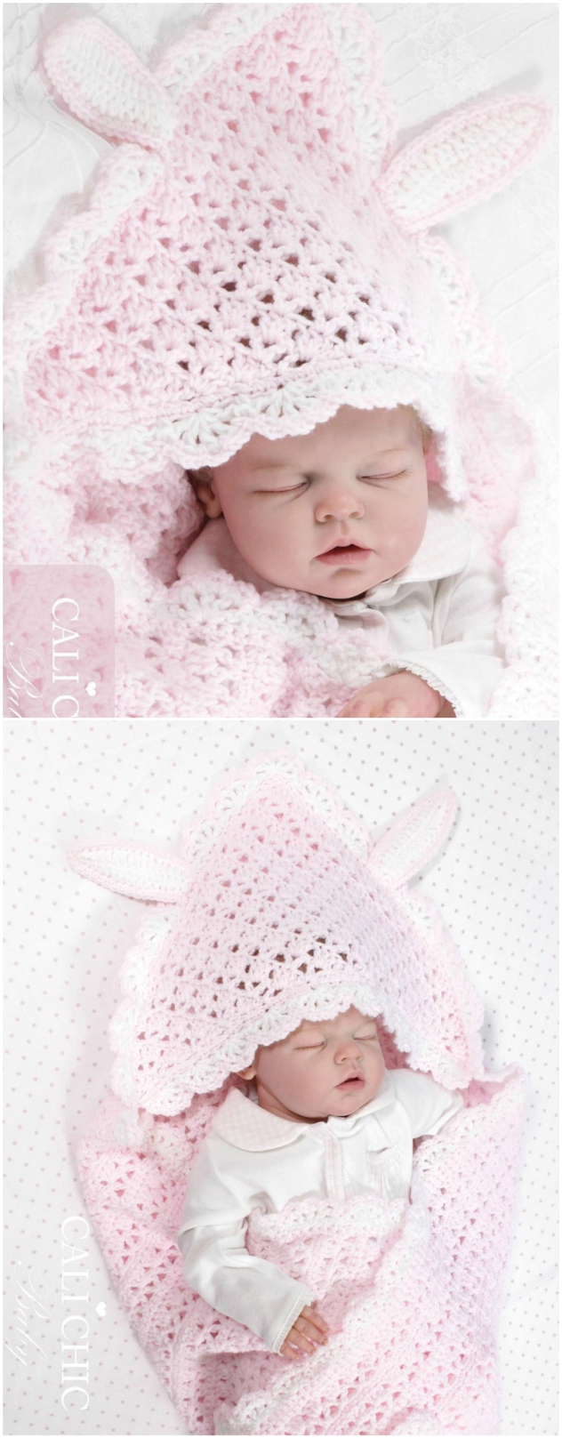 Baby Blanket Crochet Patterns With Beautiful Edging The Whoot