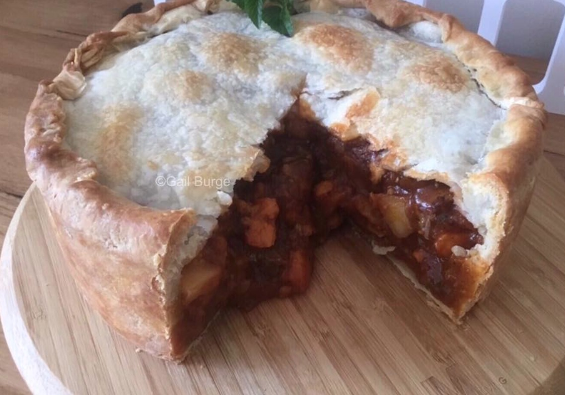 Leftover Roast Meat Pie Recipe The Whoot