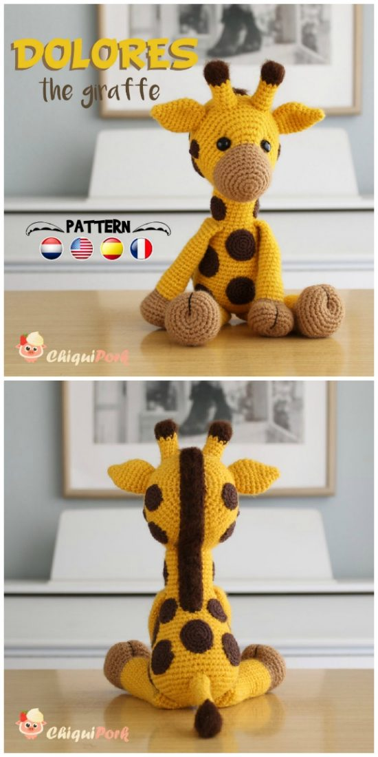 African animals Archives - Page 2 of 2 - Amigurumi Today | 1100x550