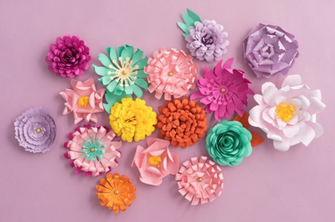 Paper Flowers Diy Ideas You Ll Love The Whoot