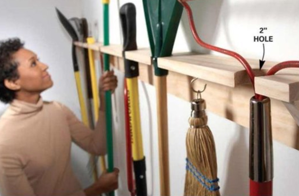 Tool Storage Ideas For Garage Ideas The Whoot