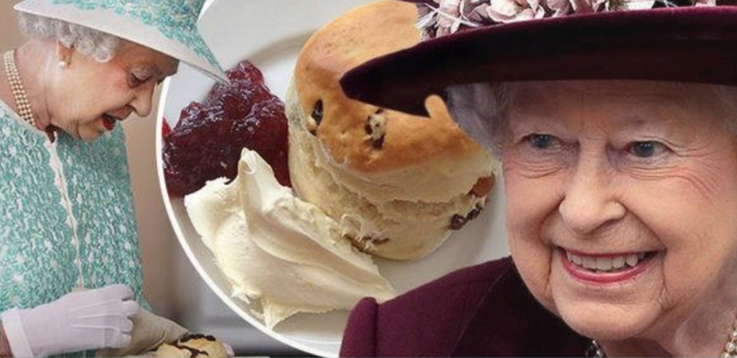 The Queen S Favorite Scone Recipe The Whoot
