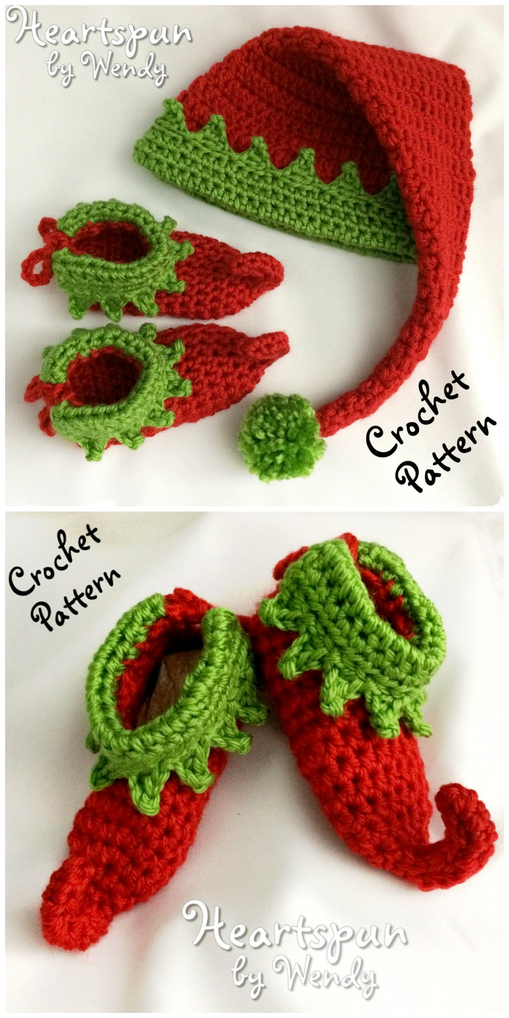 Crochet Elf Slippers Free Crochet Patterns Paid The Whoot