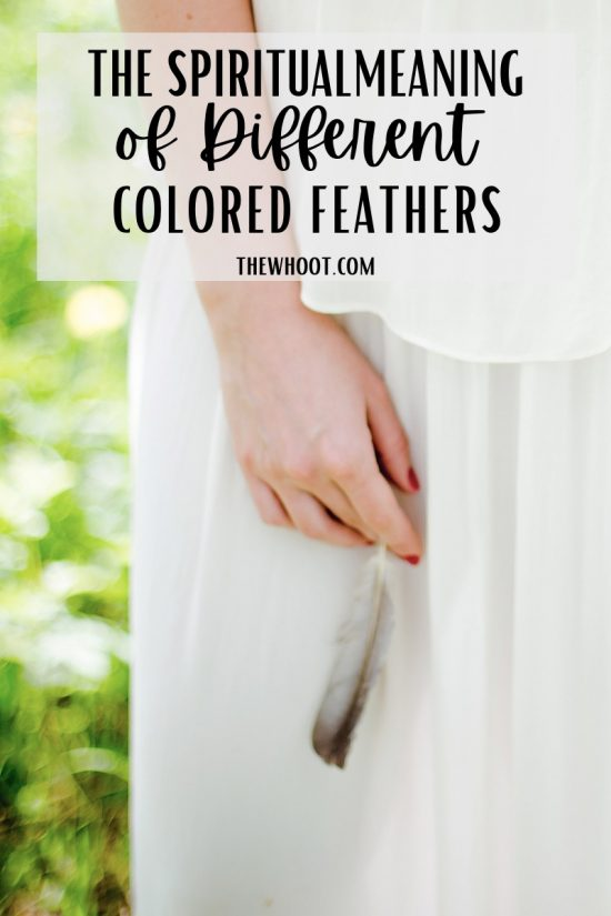what different color feathers mean