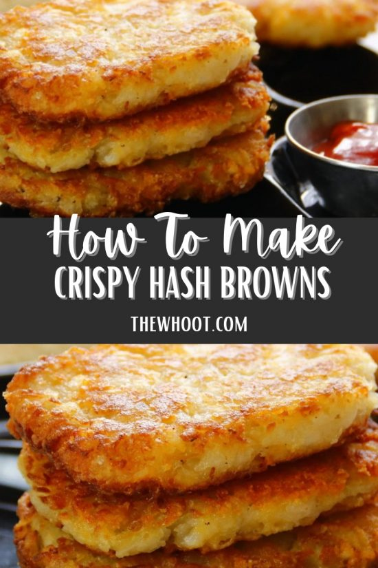 how to make crispy hash browns 2